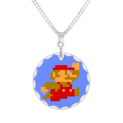 Кулон  'Марио'