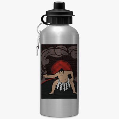 Спортивная бутылка/фляжка Сумоист