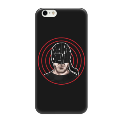 Чехол для iPhone 6/6s Daredevil / Сорвиголова
