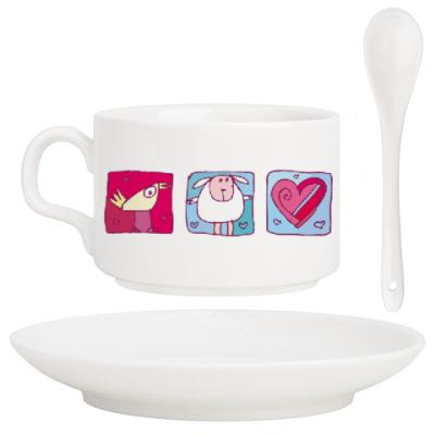 Кофейный набор Valentine