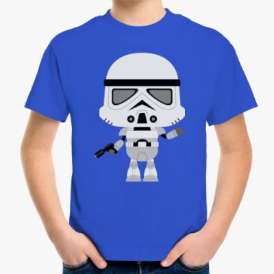 Детская футболка Имперский Штурмовик