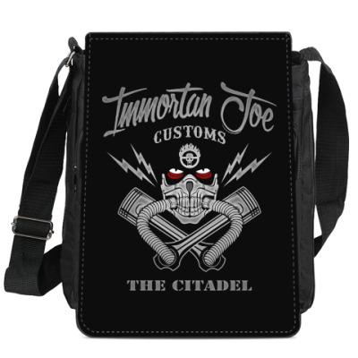 Сумка-планшет Immortant Joe customs