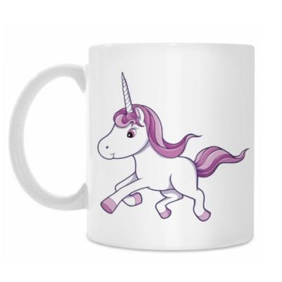Кружка Run Unicorn