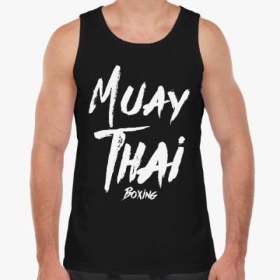 Майка Muay Thai Boxing / Тайский бокс