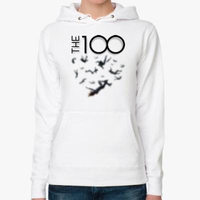 Женская толстовка худи The 100