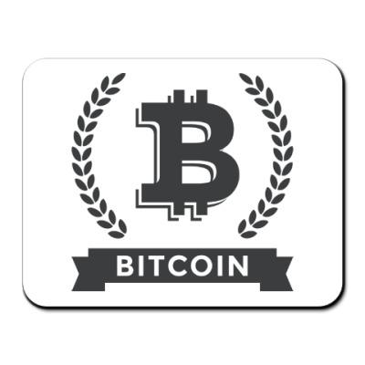 Коврик для мыши Bitcoin - Биткоин