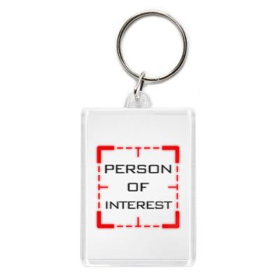 Брелок Person of Interest