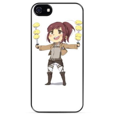 Чехол для iPhone shingeki no kyojin