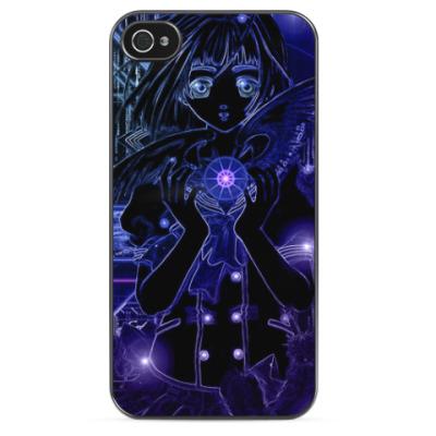 Чехол для iPhone Звездная девушка