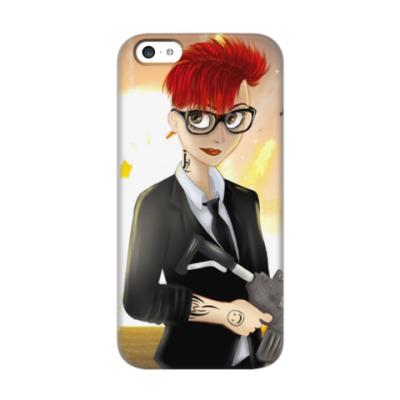 "Чехол для iPhone 5c Чехол iPhone 5c ""GTA V"""