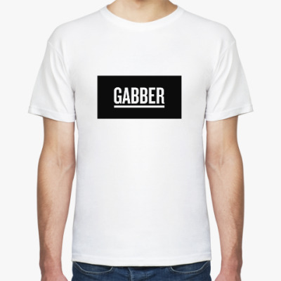 Футболка Габбер