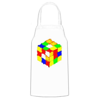 Фартук Кубик Рубика