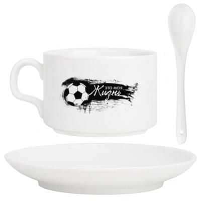 Кофейный набор Футбол