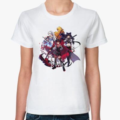 Классическая футболка RWBY