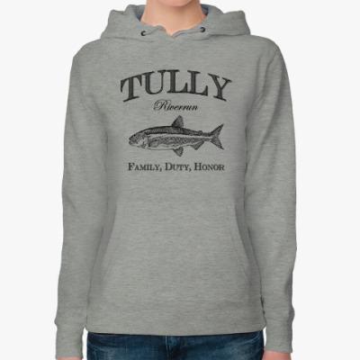 Женская толстовка худи Tully