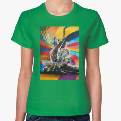 Женская футболка Майя Плисецкая