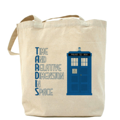 Сумка TARDIS Doctor Who