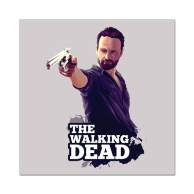 Наклейка (стикер) The Walking Dead