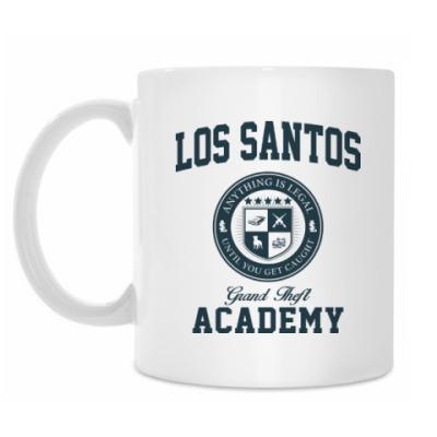 Кружка Los Santos Grand Theft Academy