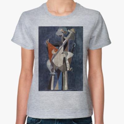 Женская футболка Абстракция номер 9