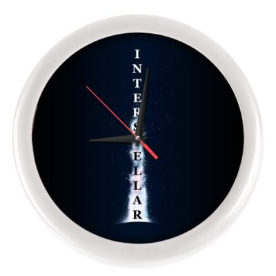 Настенные часы Interstellar