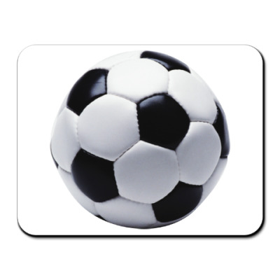Коврик для мыши Футбольный мяч