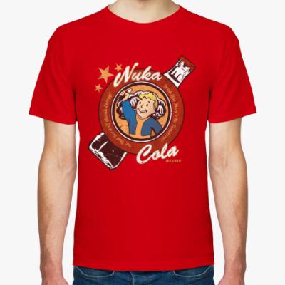 Футболка Fallout Nuka Cola Vault Boy