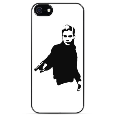Чехол для iPhone Стрелок Московского Метро