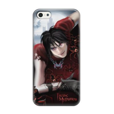 Чехол для iPhone 5/5s Фамильный чехол Мурановых для айфона 5 и 5S