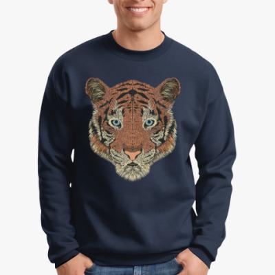 Свитшот Тигр