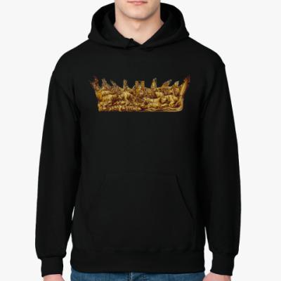 Толстовка худи Игра Престолов: Корона