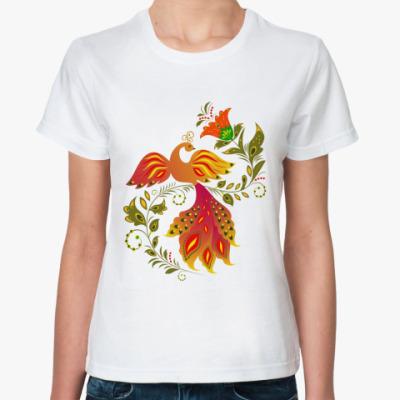 Классическая футболка Жар-птица