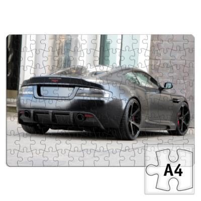 Пазл  Aston Martin
