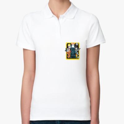 Женская рубашка поло Star Wars