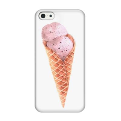 Чехол для iPhone 5/5s Мороженое