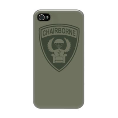 Чехол для iPhone 4/4s Chairborne
