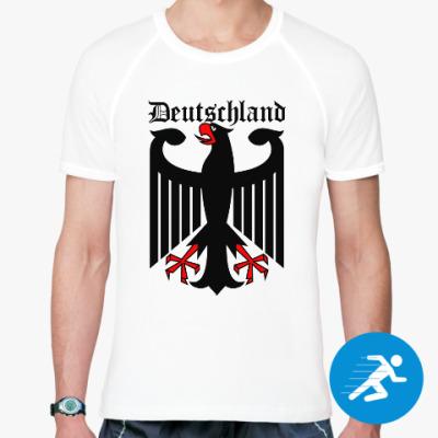 Спортивная футболка Германия