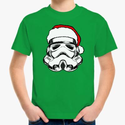 Детская футболка Star Wars New Year