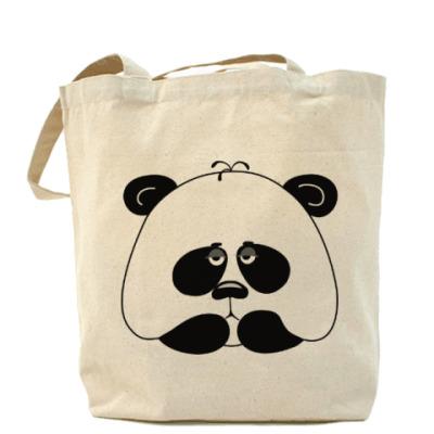 Сумка Грустная панда