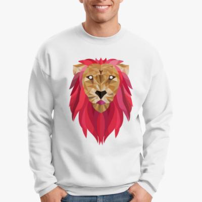 Свитшот Лев / Lion