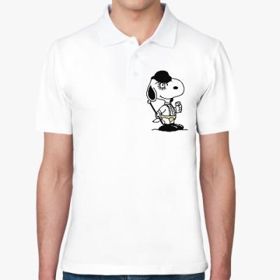 Рубашка поло Snoopy Clockwork Orange
