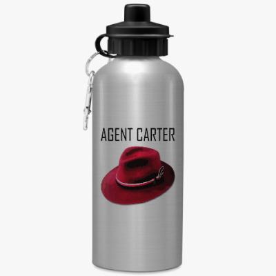 Спортивная бутылка/фляжка Agent Carter