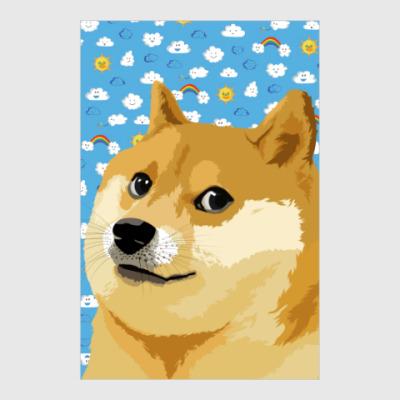 Постер DOGE