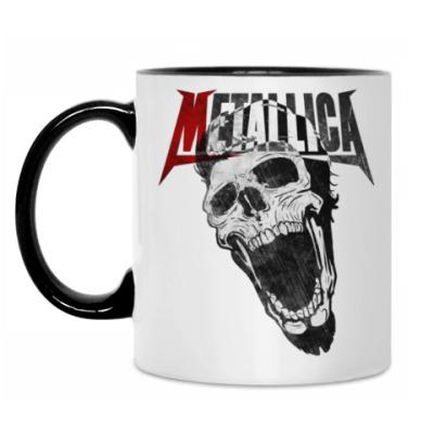 Кружка Metallica Skull
