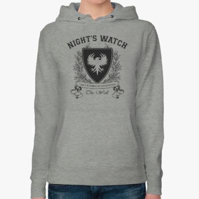Женская толстовка худи Night's Watch