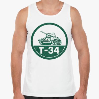 Майка Танк Т-34