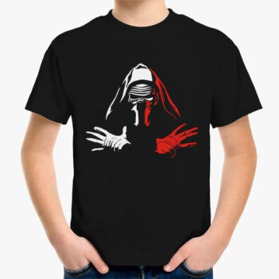 Детская футболка Звездные войны Кайло Рен