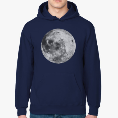 Толстовка худи Луна