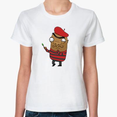 Классическая футболка Shamele