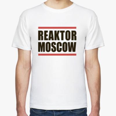Футболка Reaktor Moscow